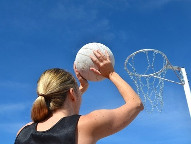 netball and other sports injuries