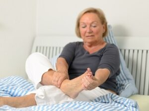 Foot Pain Caused by Back Problems