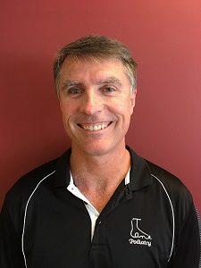 Podiatrist Trevor Lane