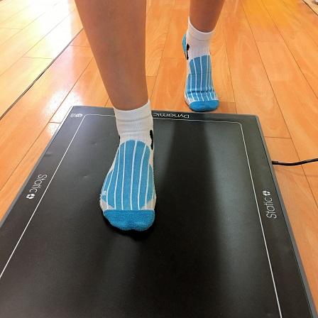 getting a digital gait scan