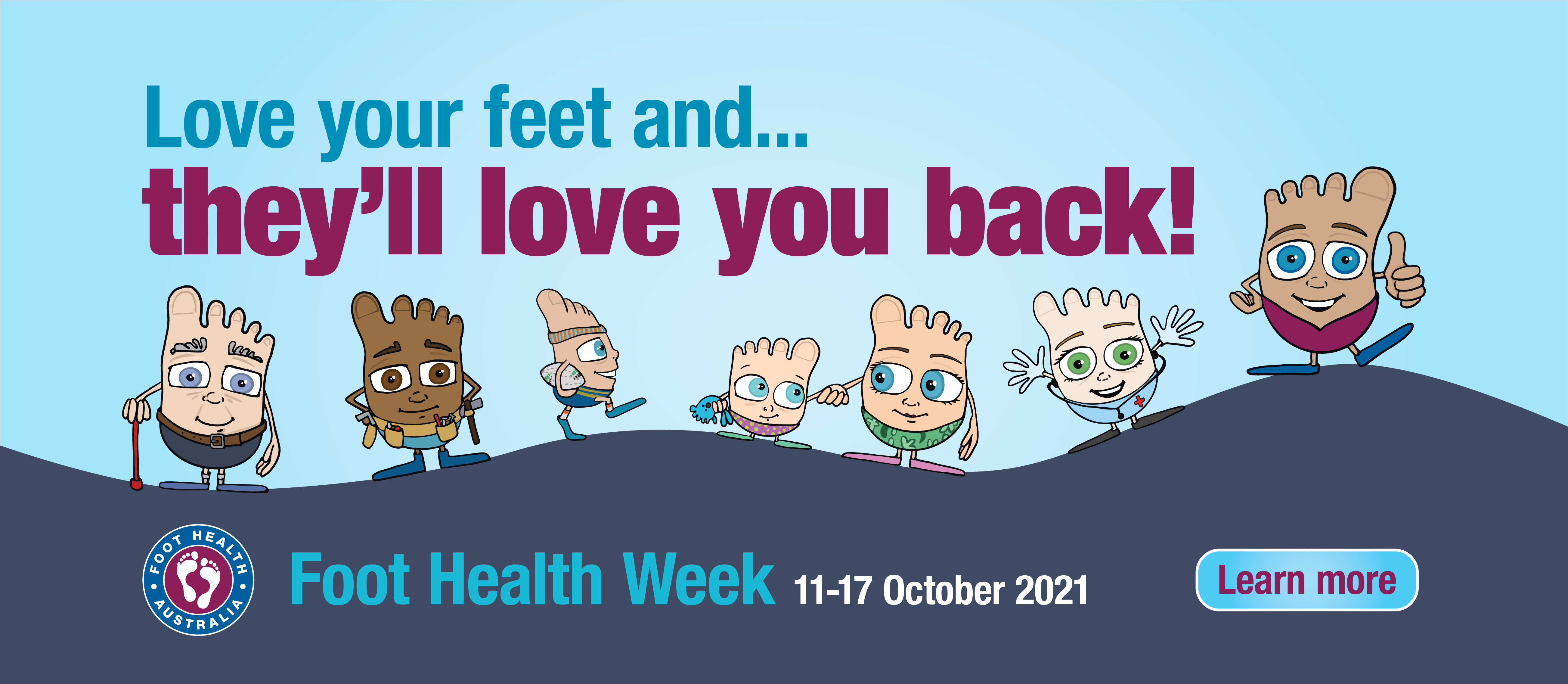 Foot Health Week 2021